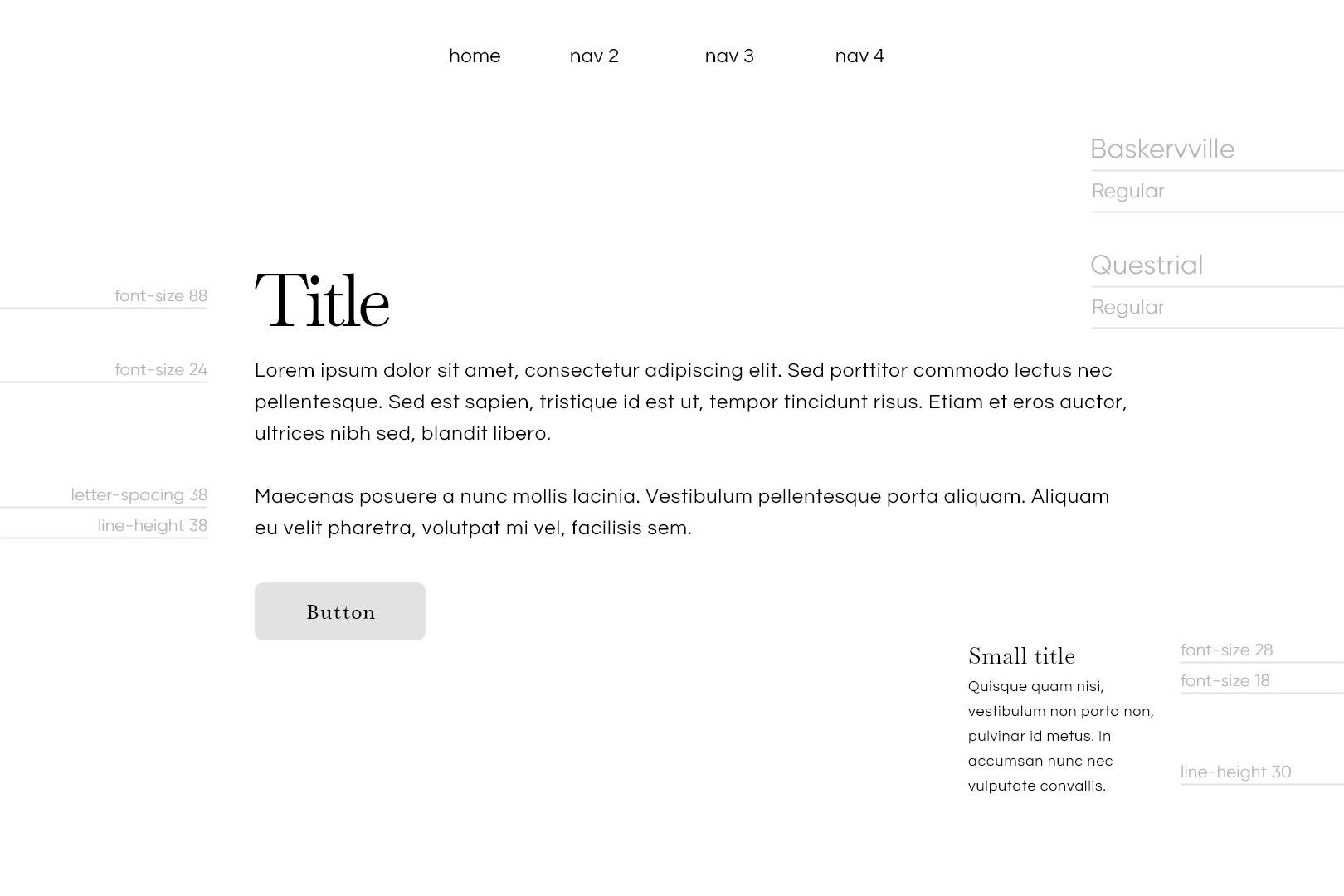 haarstudio desiree fonts